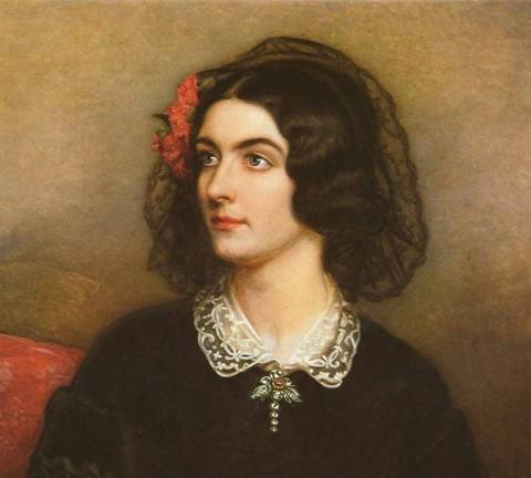 Joseph_Karl_Stieler-Lola_Montez1847 Elizabeth Rosanna Gilbert