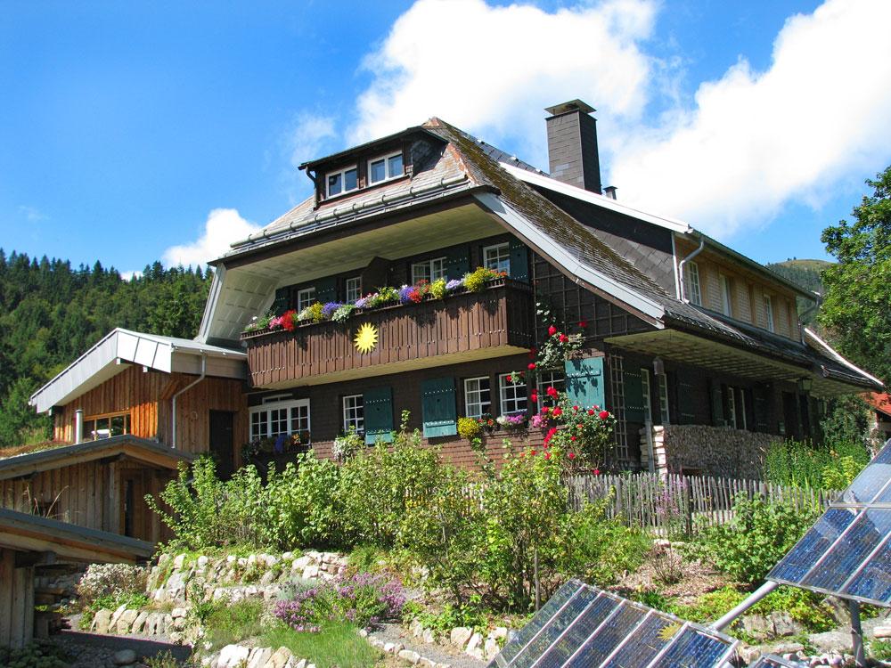 Schwarzwald: Philosophie auf dem Schwarzwälder Westweg
