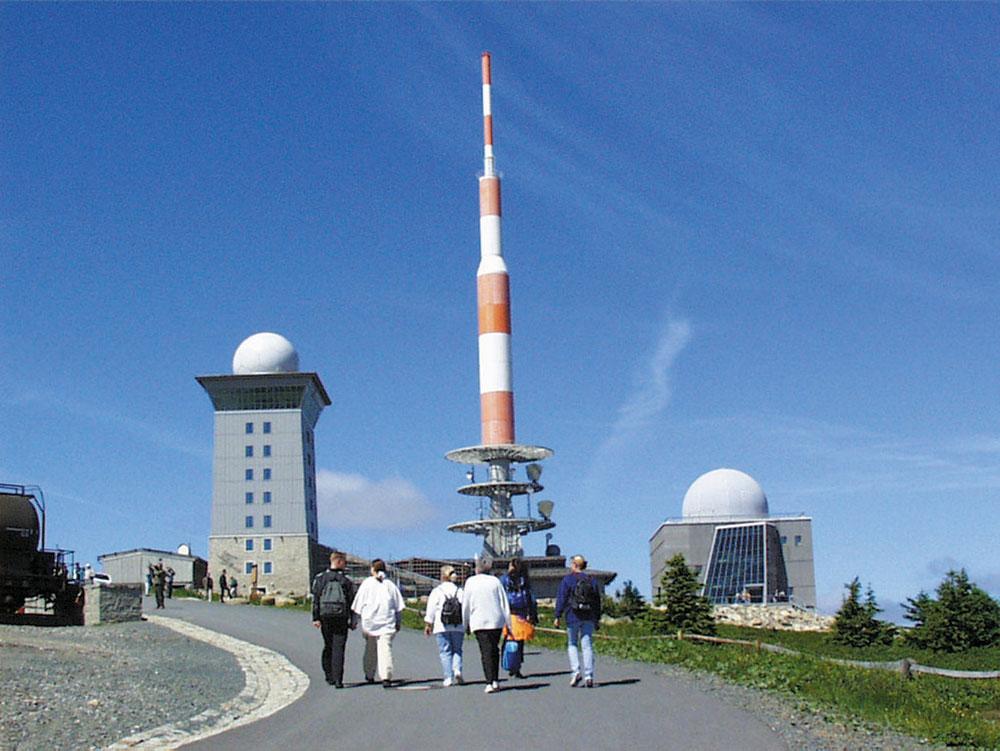 Harz: Grenzerfahrungen mit der lebendigen Natur