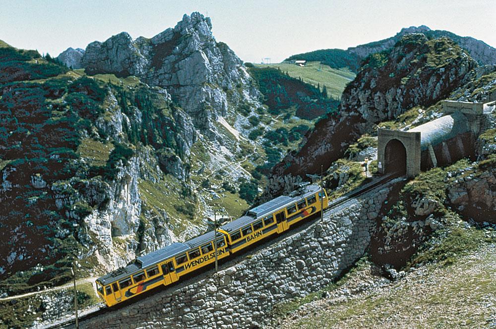 Wendelstein-Bahn: Ausgangspunkt