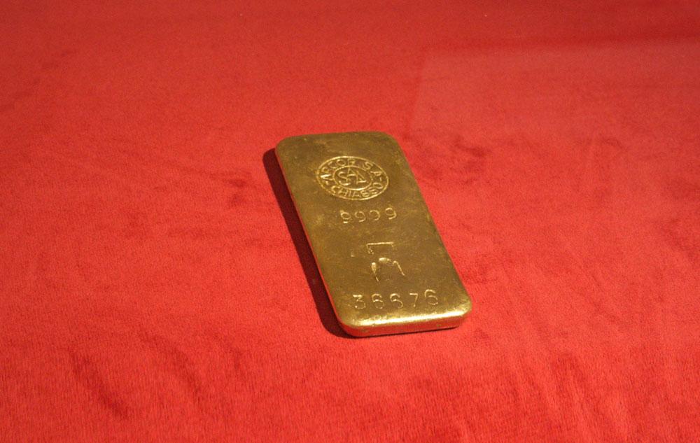 Gutes Gold, böses Gold