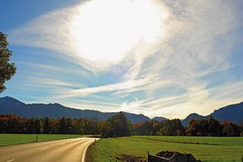 Zerkratzter Himmel – wie Flieger das Wetter verändern