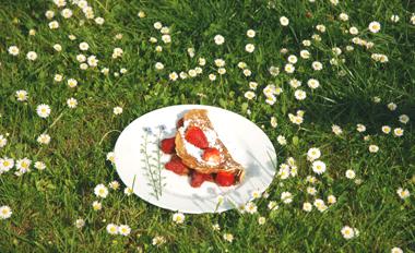Alte Rezepte neu entdeckt: Erdbeer-Omelett