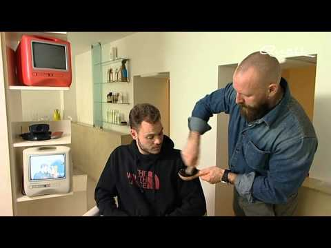 Video: Der Haarpraktiker in Aktion