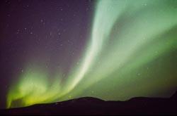Polarlichter: Wenn der Himmel in Flammen steht