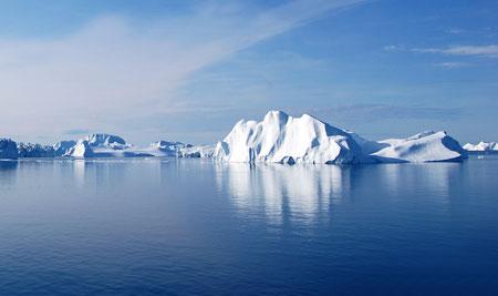 Trinkwasser aus Eisbergen