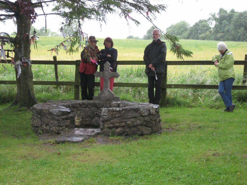 Odenwald: Keltische Spiritualität praktizieren