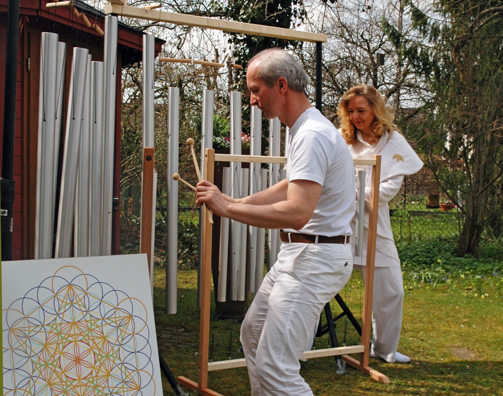 Starnberg: Durch Obertöne zum Ursprung gelangen