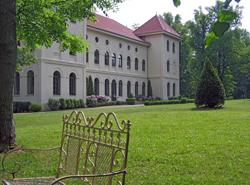 Deutschland: Schloss Marihn
