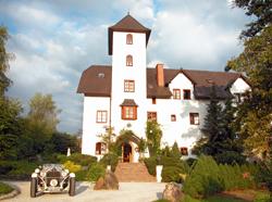 Österreich: Schloss Thanegg