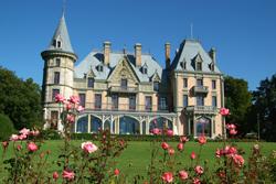 Schweiz: Schloss Schadau am Thuner See