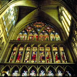Metz: Leuchtende Kathedrale