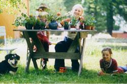 Bio-Bauernhof-Ferien auf Hof Klostersee