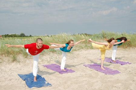 Yoga: Wieder zu sich selbst finden