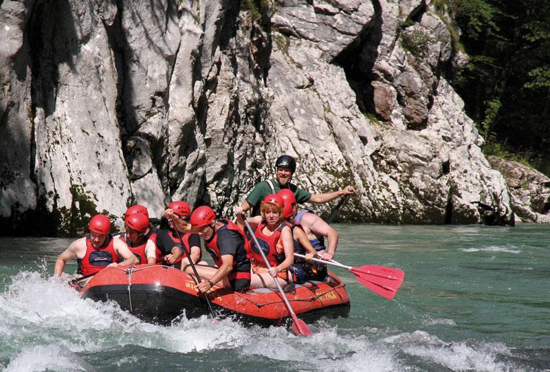 Tiroler Ache: Vom Wildwasser zum Mündungsdelta