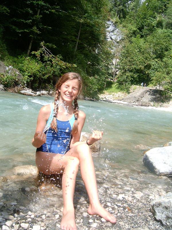 Urlaub am Fluss