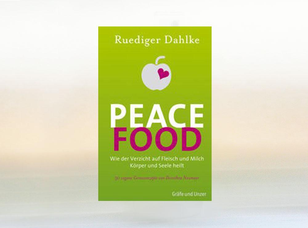 Buch Tipp: Peace Food – Das vegane Kochbuch