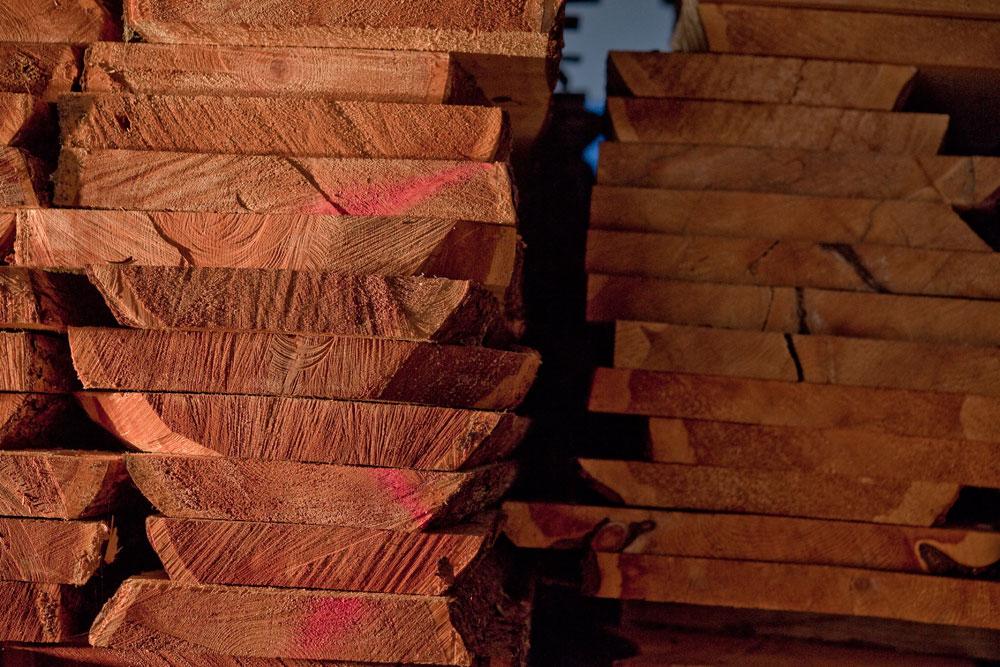 Heiliges Holz