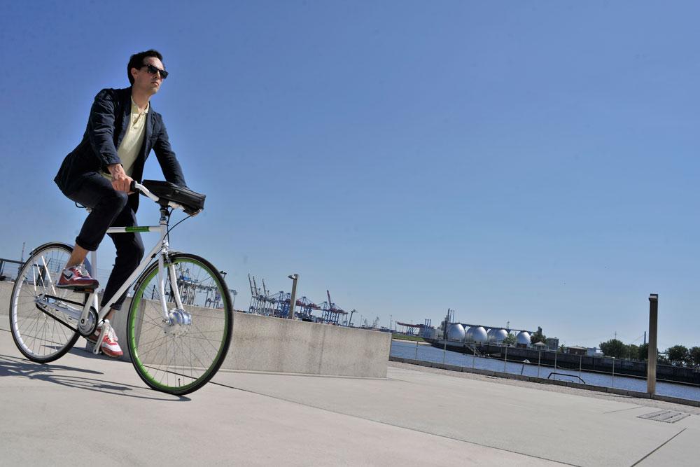 E-Bike statt Dienstwagen