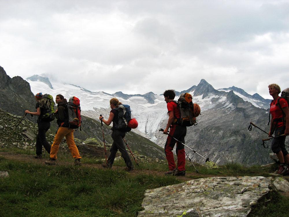 Leidenschaft für den Berg