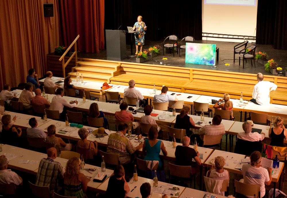 Wasser-Symposium: Vorträge zum Nachhören