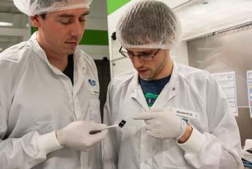 Neues Material für dünne Solarzellen