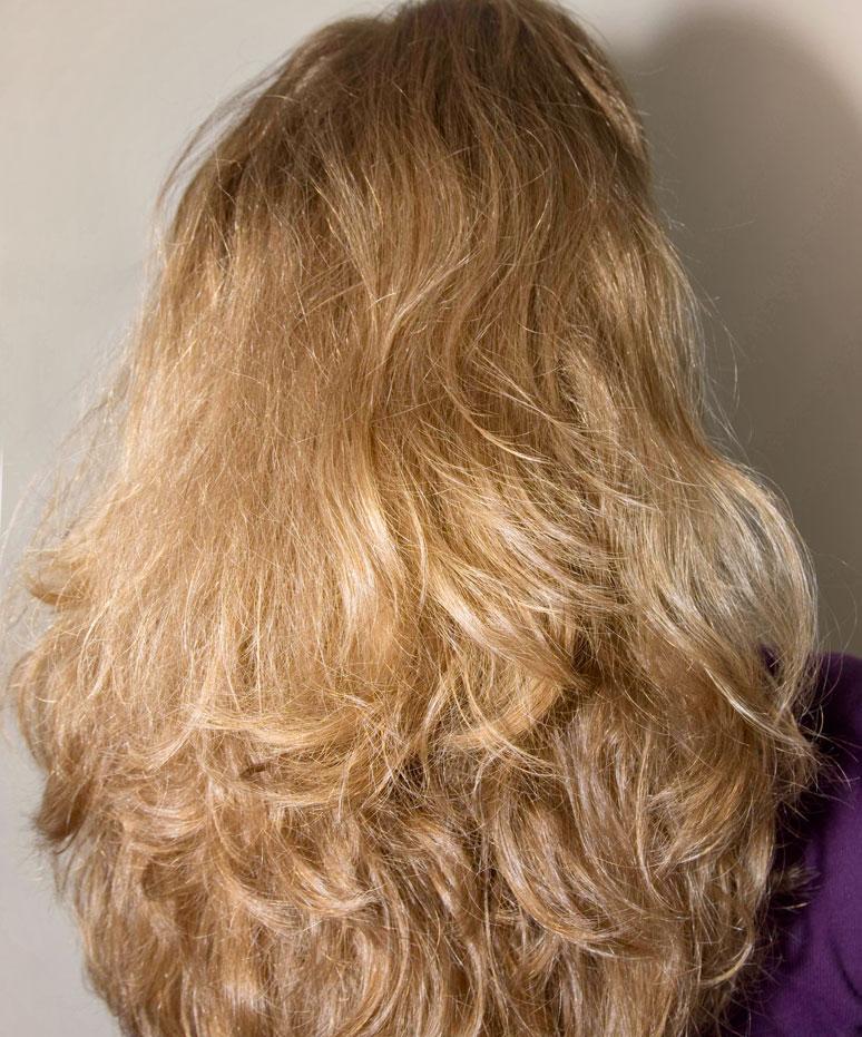 Haaref rben mit pflanzenfarbe quell - 10 minuten haarfarbe ...
