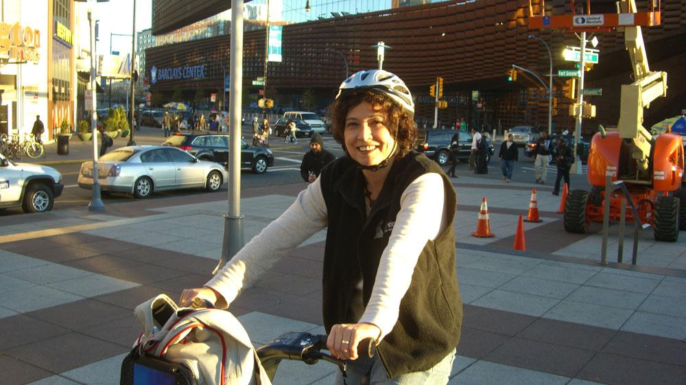 Manhattan per Bike