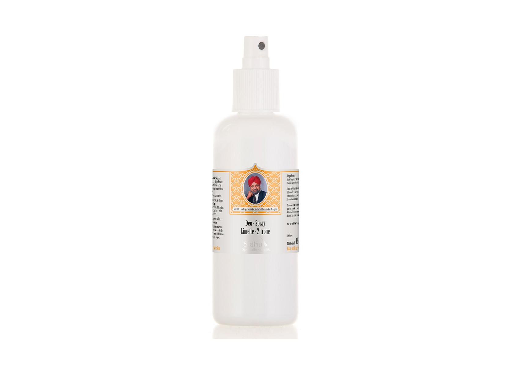 Wirksames Deo-Spray ohne Aluminium