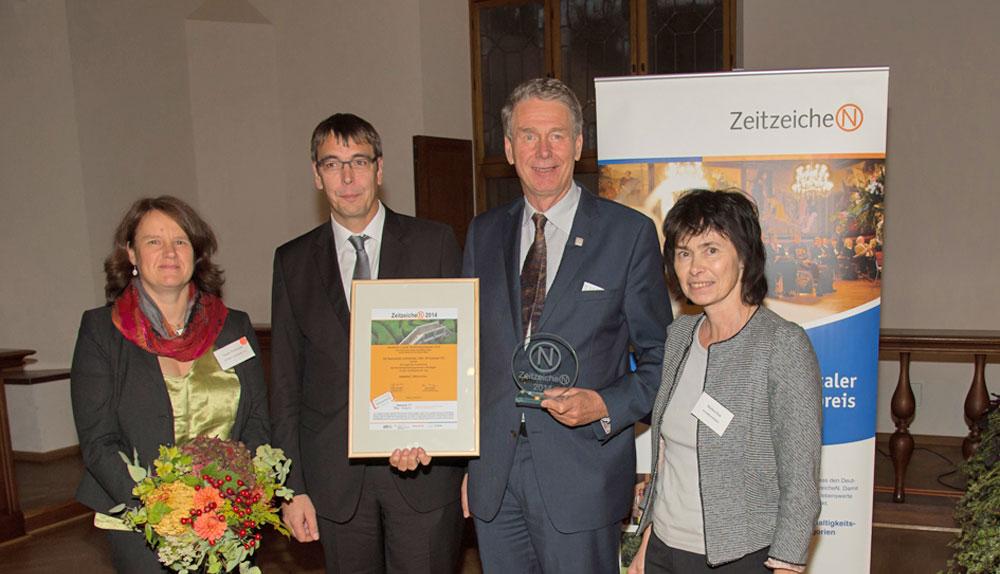 Neumarkter Lammsbräu gewinnt Nachhaltigkeitspreis ZeitzeicheN