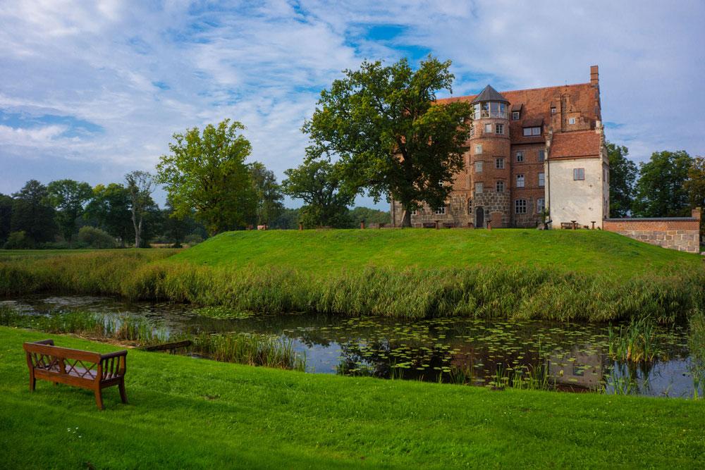 Schloss Ulrichshusen | Mecklenburger Seenplatte