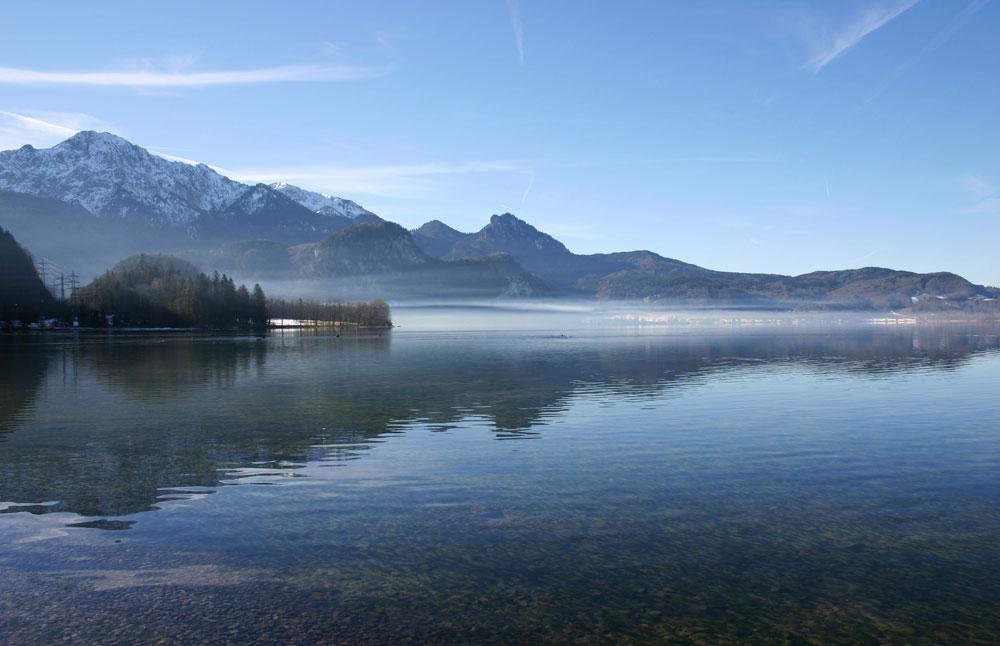 Blaues Land | Oberbayerisches Alpenvorland