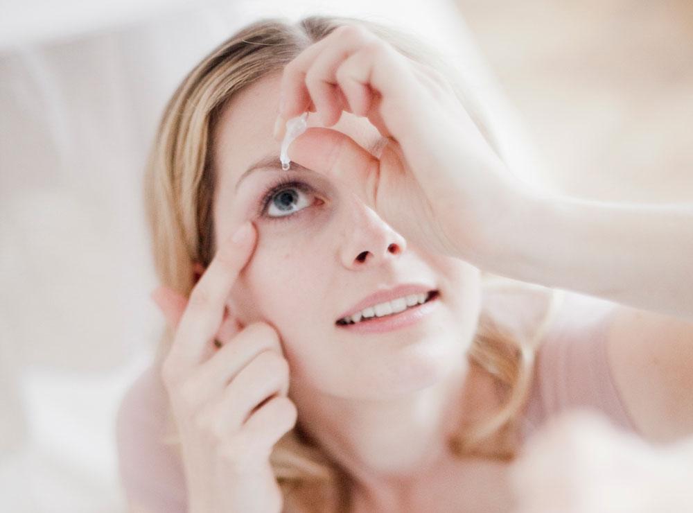 Gute Aussichten: Arzneimittel bei allergischen Augenbeschwerden