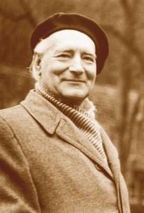 Dr. Rudolf Hauschka 1961