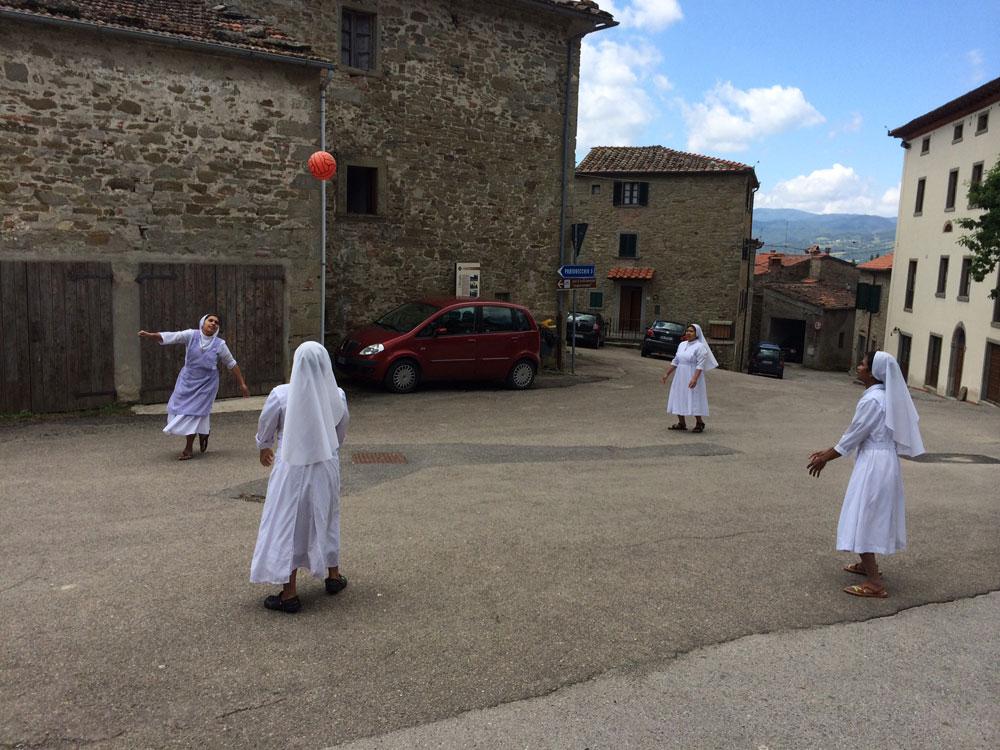 Pilgern auf den Spuren von Franziskus