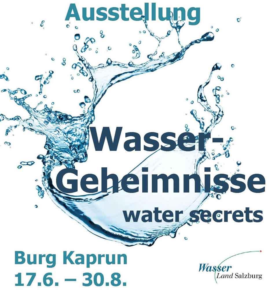 """Ausstellung """"Wassergeheimnisse"""""""
