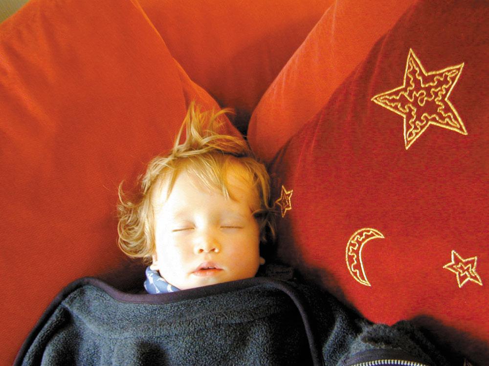 Kinder: Hilfe bei Schlafstörungen