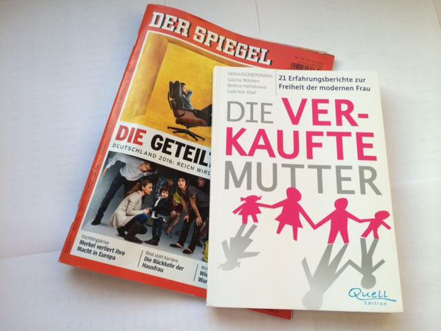 """""""Die verkaufte Mutter im Spiegel"""""""
