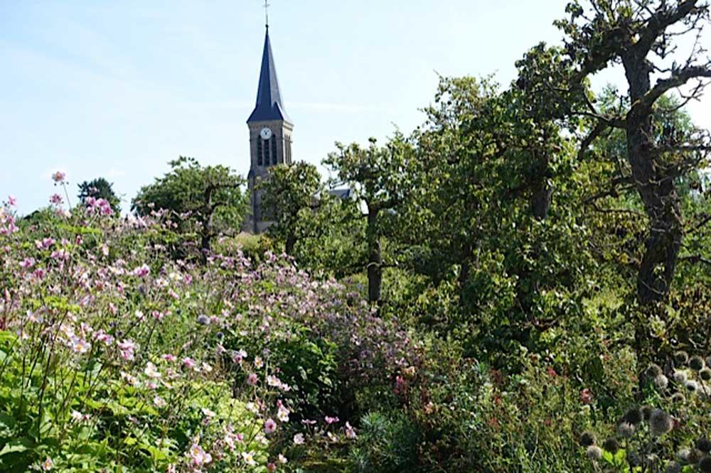 Die stillen Gärten von Beaulieu-en-Argonne
