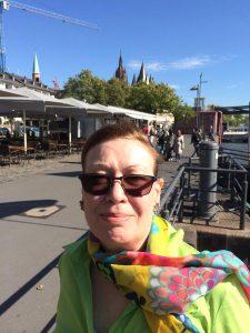 Jutta Willand Sellner unterstützt Quell als Verlagsexpertin.