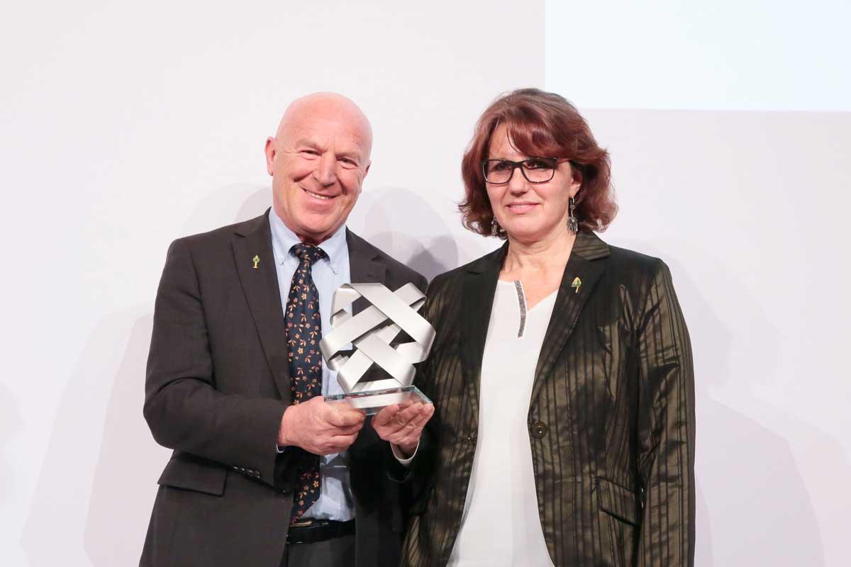Rapunzel erhält den CSR-Preis der Bundesregierung