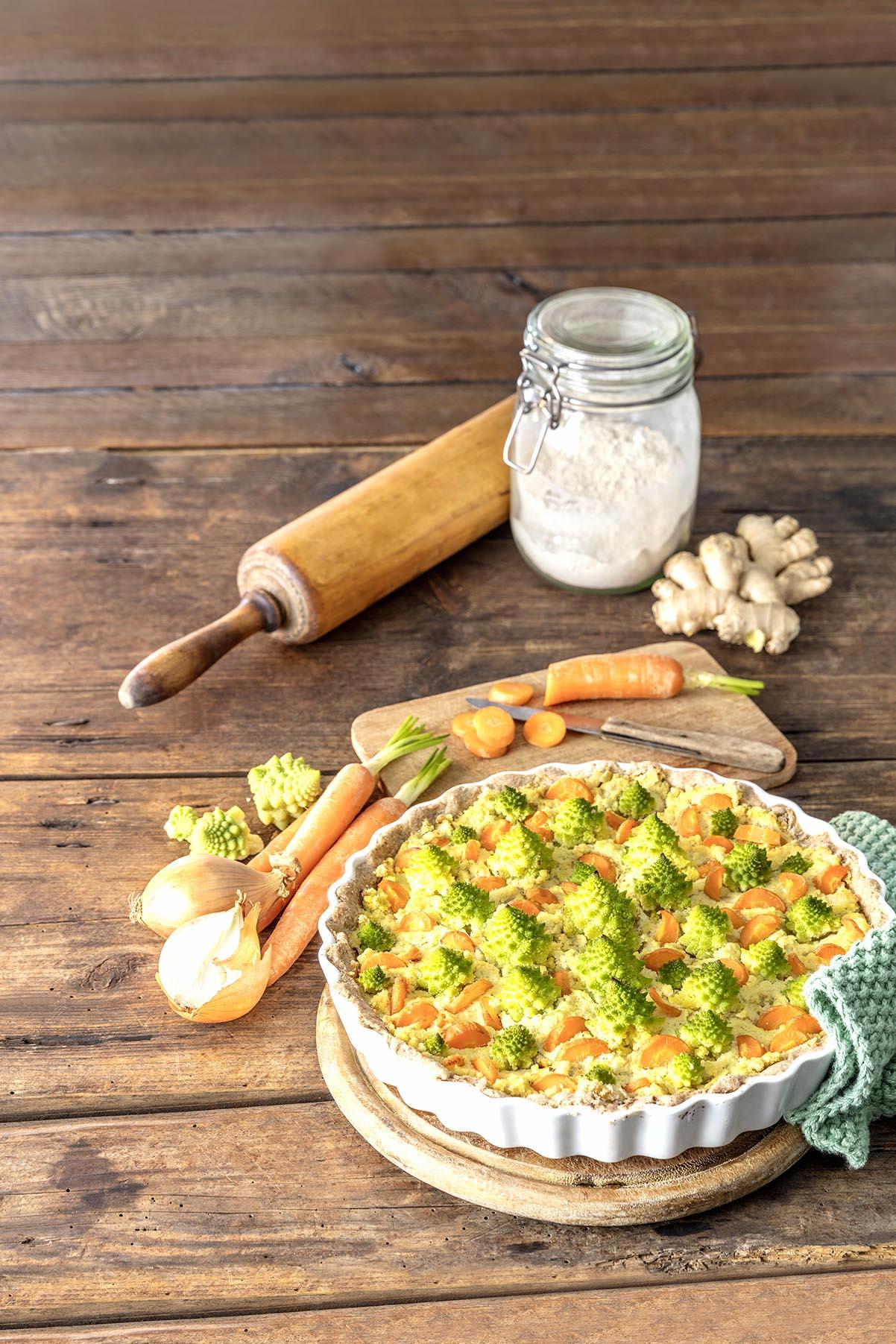 Spezialmehle: Wertvolle Proteine aus Saaten und Nüssen