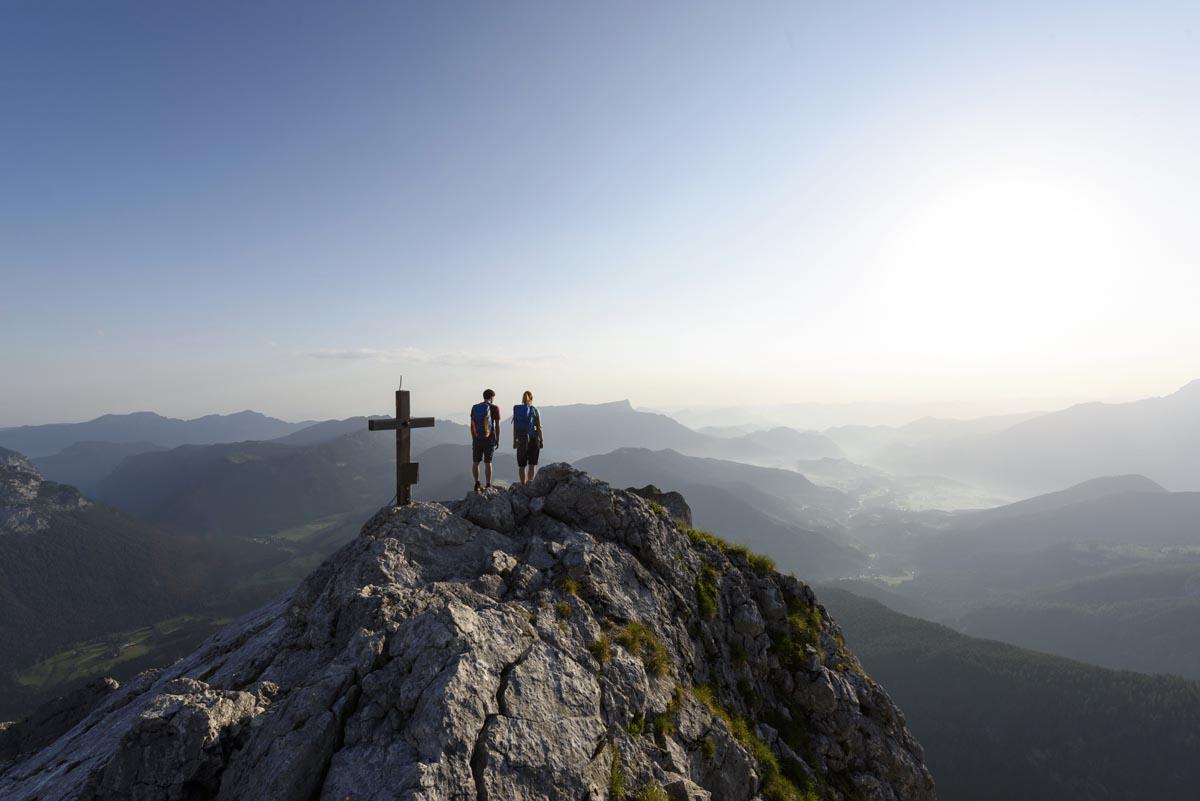 Abseits vom Trubel: Bergsteigerdörfer