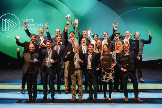 3. Next Economy Award ehrt Deutschlands nachhaltigste Startups