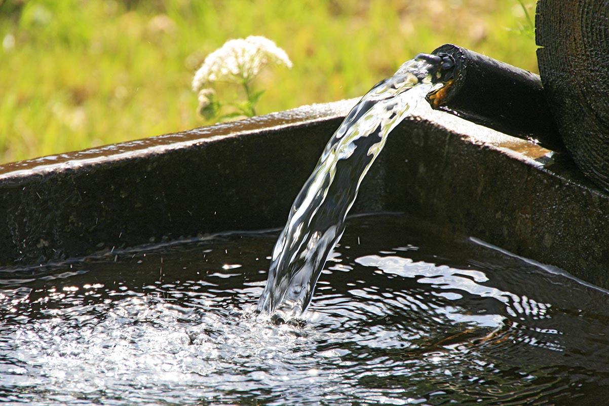 Wasser-Qualitäten