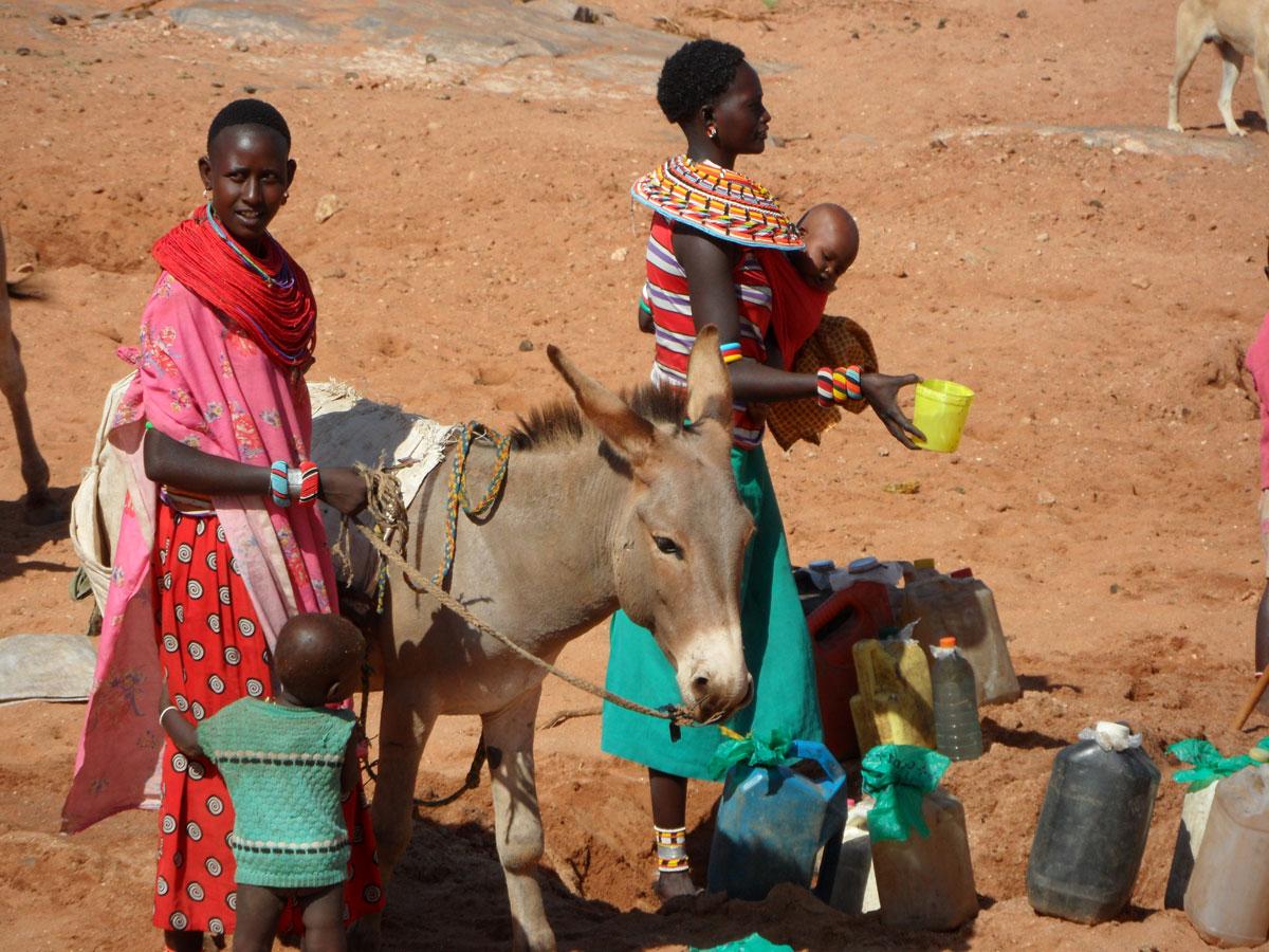 Unternehmens-Verantwortung: Neue Brunnen für Uganda und Tansania