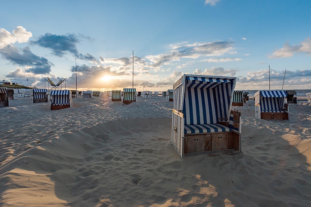 Vielfältiges Deutschland: Mittsommer im Wattenmeer