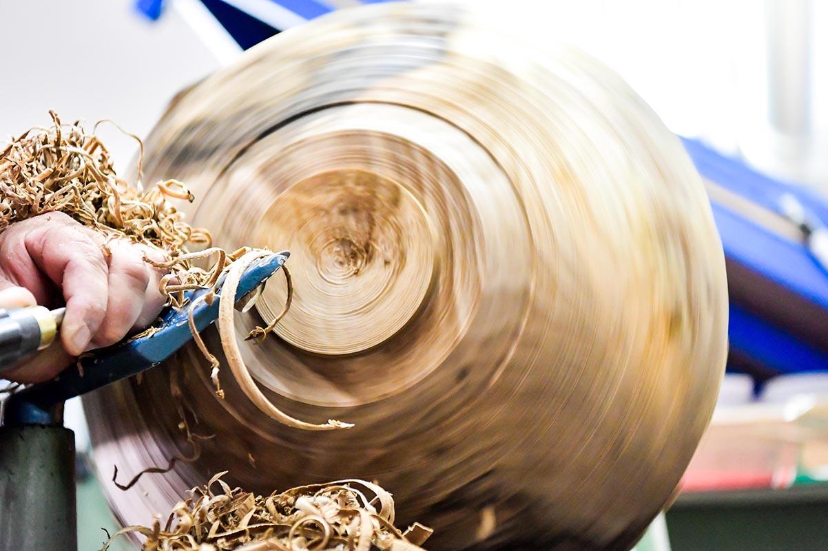 Waldviertel: Traditionelles Handwerk innovativ weiterentwickelt