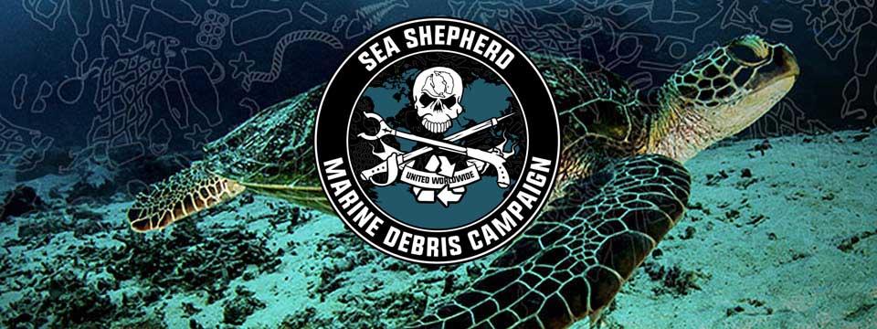 Gemeinsam gegen die Vermüllung der Meere – Sea Shepherd