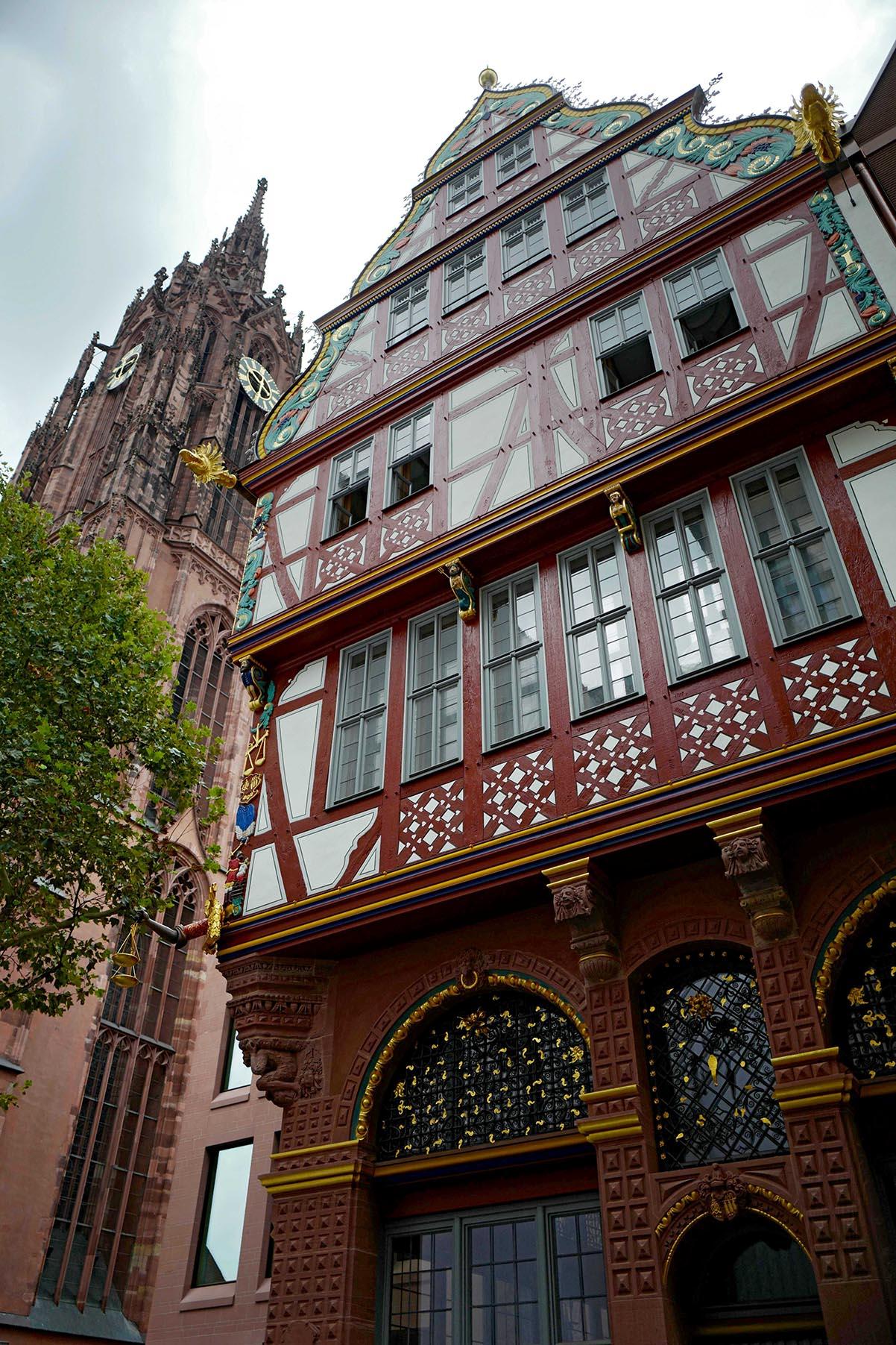 Städte von ihrer anderen Seite: Spirituelles Frankfurt